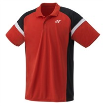 Junior Polo-Shirt YJ0002, sunset red