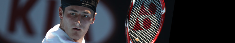 Tennis Banners - Racquets 6